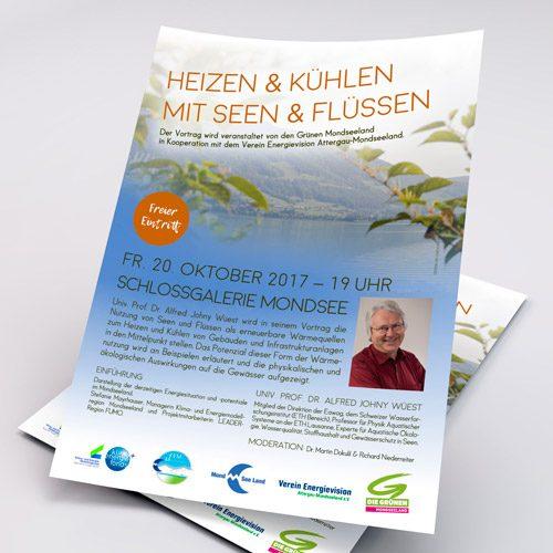 Plakatgestaltung - by Lichtgrün - Design & Photo, Linda Mayr