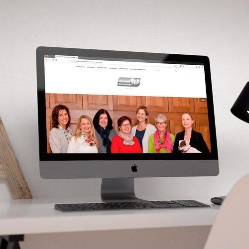 Gestaltete Website - by Lichtgrün - Design & Photo, Linda Mayr