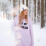 Outdoor Winter Portraitshoot - by Lichtgrün - Design & Photo, Linda Mayr
