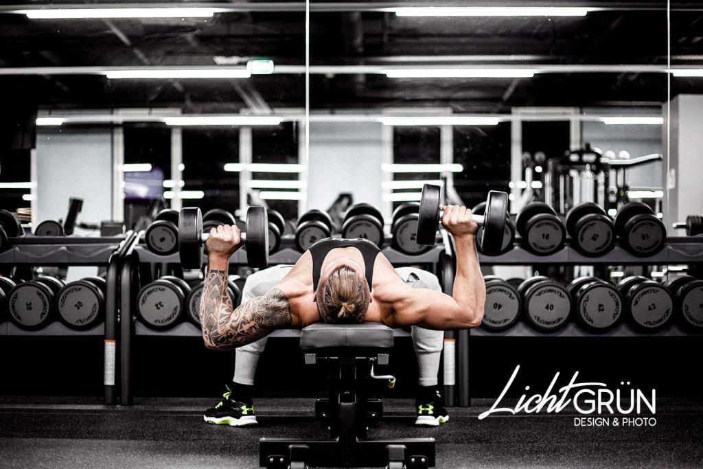 Fitnessshooting - by Lichtgrün - Design & Photo, Linda Mayr
