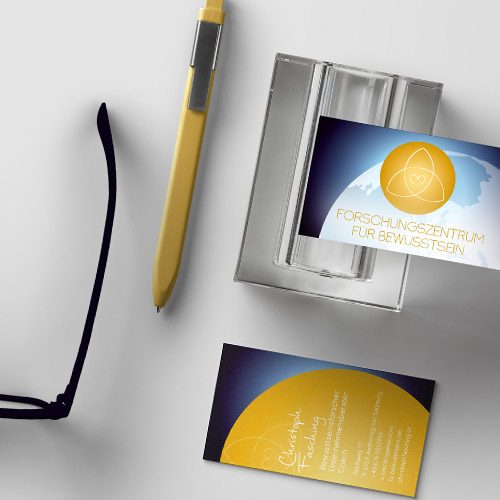 Visitenkartendesign - by Lichtgrün - Design & Photo, Linda Mayr - Mondsee