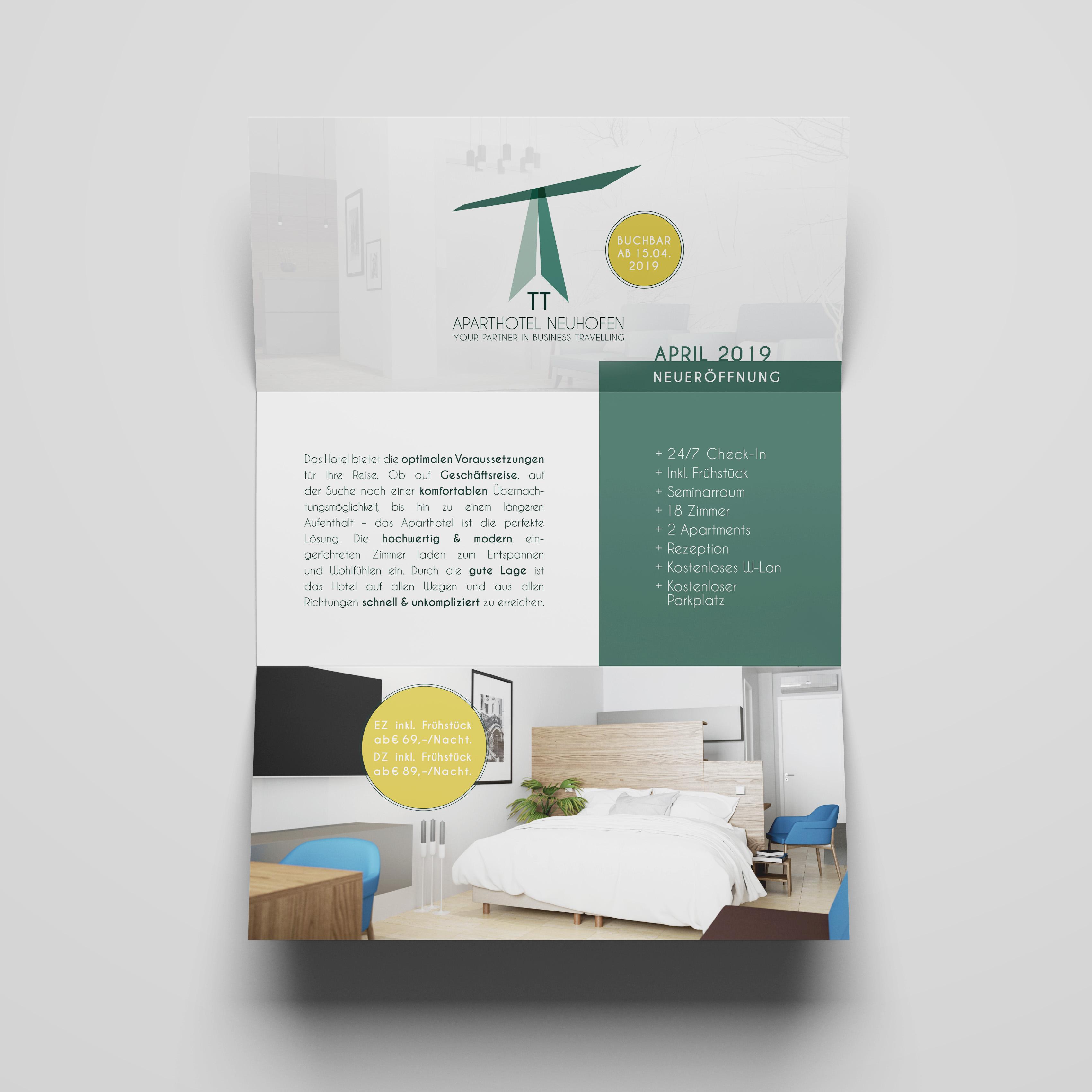 Folder Design - by Lichtgrün - Design & Photo, Linda Mayr Mondsee