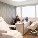 Arbeitsportrait Arzt - Lichtgrün Design & Photo, Linda Mayr Mondsee